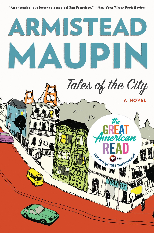 Amazon.com: Tales of the City: A Novel (9780061358302): Armistead Maupin:  Books