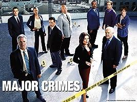 Major Crimes - Staffel 1