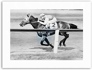 Art Sport Pollard Jockey Seabiscuit Yonkers Empire City Race Poster