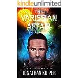 The Varissian Affair (The Marcus Files Book 1)