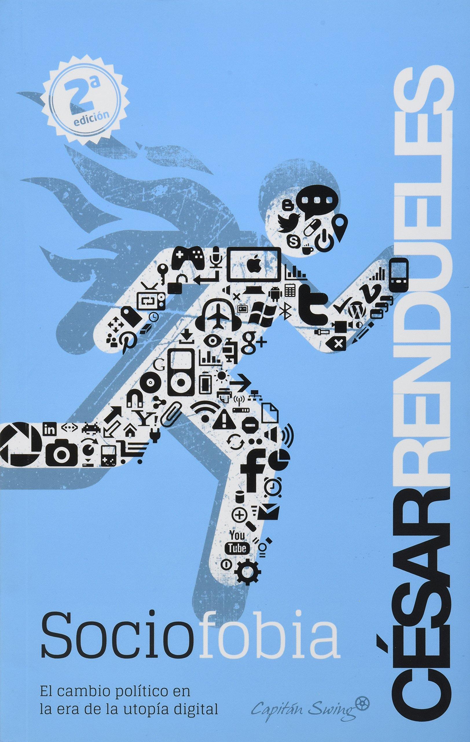 Sociofobia (Spanish) Paperback – June 1, 2014