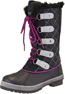 c5500cfc040 Khombu Women s Jenny Waterproof Winter Snow Boot