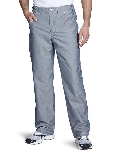 adidas pantaloni uomo blu