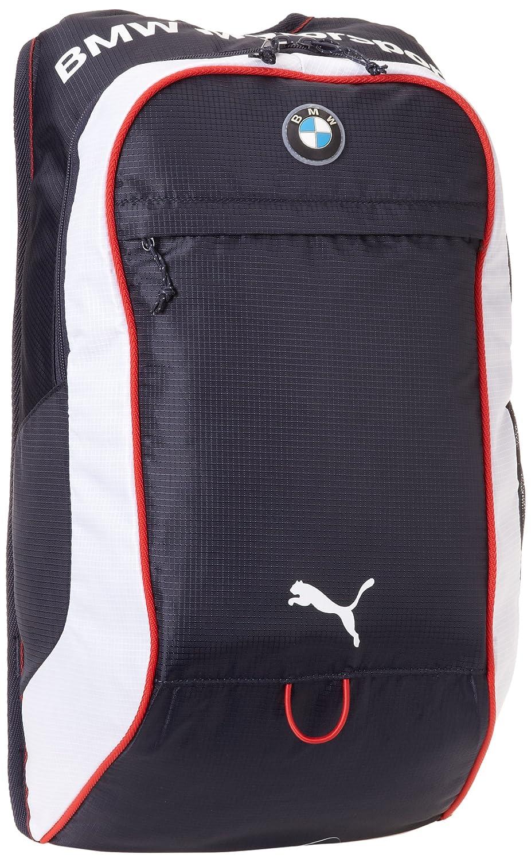 771601a0c9f Amazon.com: PUMA Men's BMW Motorsport Backpack, Blue, One Size: Basic  Multipurpose Backpacks: Clothing