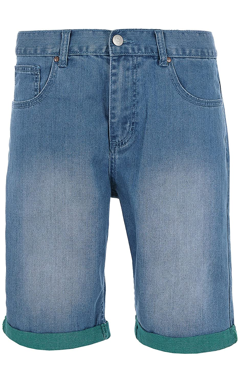 Sweet SKTBS Slim Two Tone Hose Herren Jeans-Short Kurze-Hose Blau für Den  Sommer, Größenauswahl 31  Amazon.de  Bekleidung f97f46c1a1