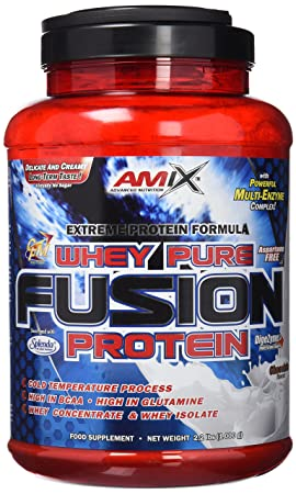 Amix Whey Pure Fusion, Proteínas, 1000 g