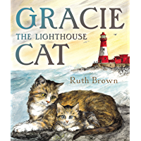 Gracie, the Lighthouse Cat (English Edition)