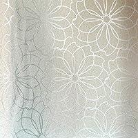 PVC Wallpaper White-silver53 cm x 10.05 m