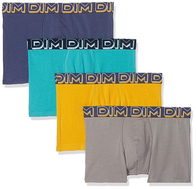 Dim Power Full Boxer 3+1, Multicolor (Mix Automne 78i), Medium (Talla del Fabricante: 2) (Pack de 4) para Hombre: Amazon.es: Ropa y accesorios