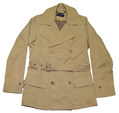 replicas new specials marketable Ralph Lauren Polo Purple Label Mens Italy Peacoat Belted ...