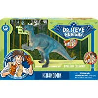 Cazadores Dr. Steve CL1573K - Colección de Dinosaurios:
