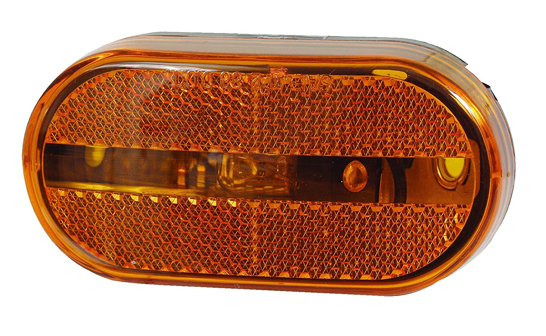 Optronics MC-31ABP Amber Park//Turn Light