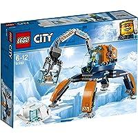Lego City Gru artica,, Taglia Unica, 5702016109450