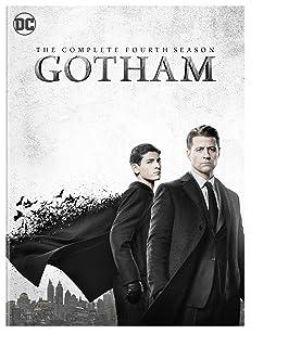 Book Cover: Gotham: Season 4