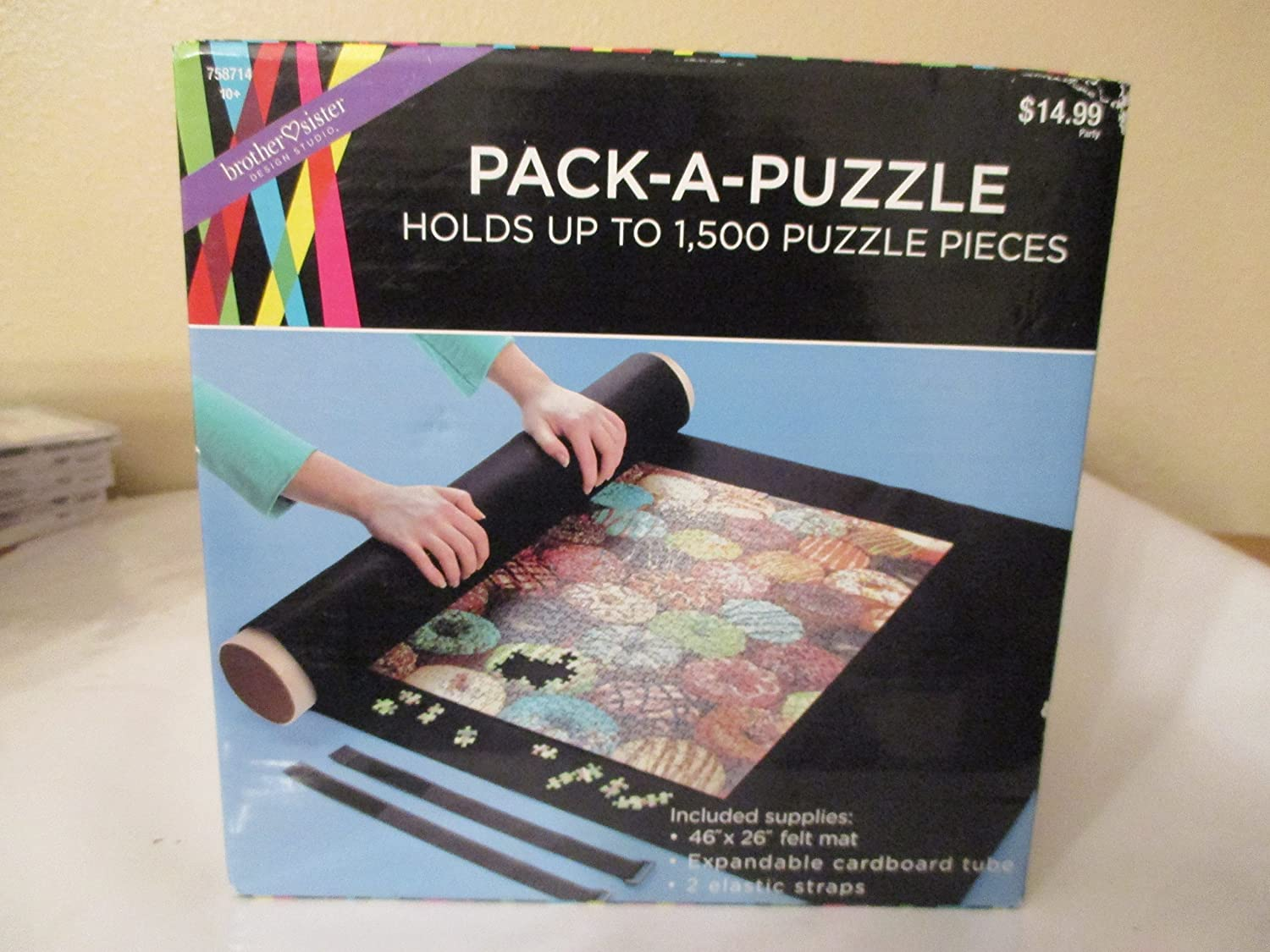 Pack a puzzle