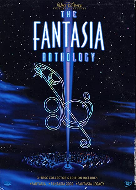 The Fantasia Anthology (3-Disc Collectors Edition): Amazon ...