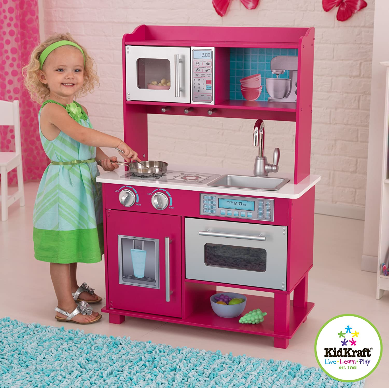 kidkraft gracie kitchen toy toys games