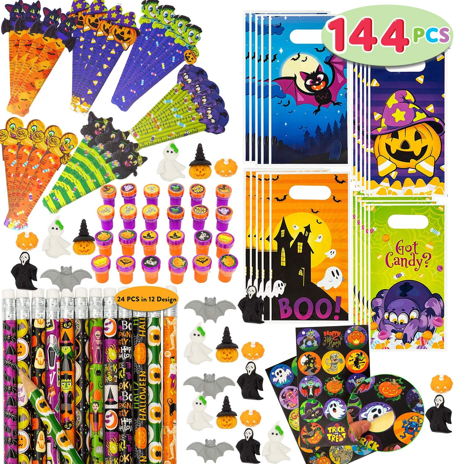 Halloween Stationery Bundles