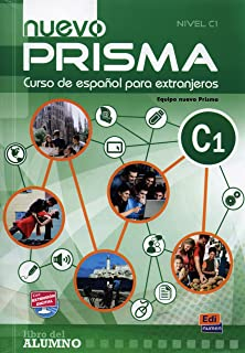 Nuevo prisma c2 students book plus eleteca spanish edition nuevo nuevo prisma c1 students book plus eleteca spanish edition fandeluxe Images