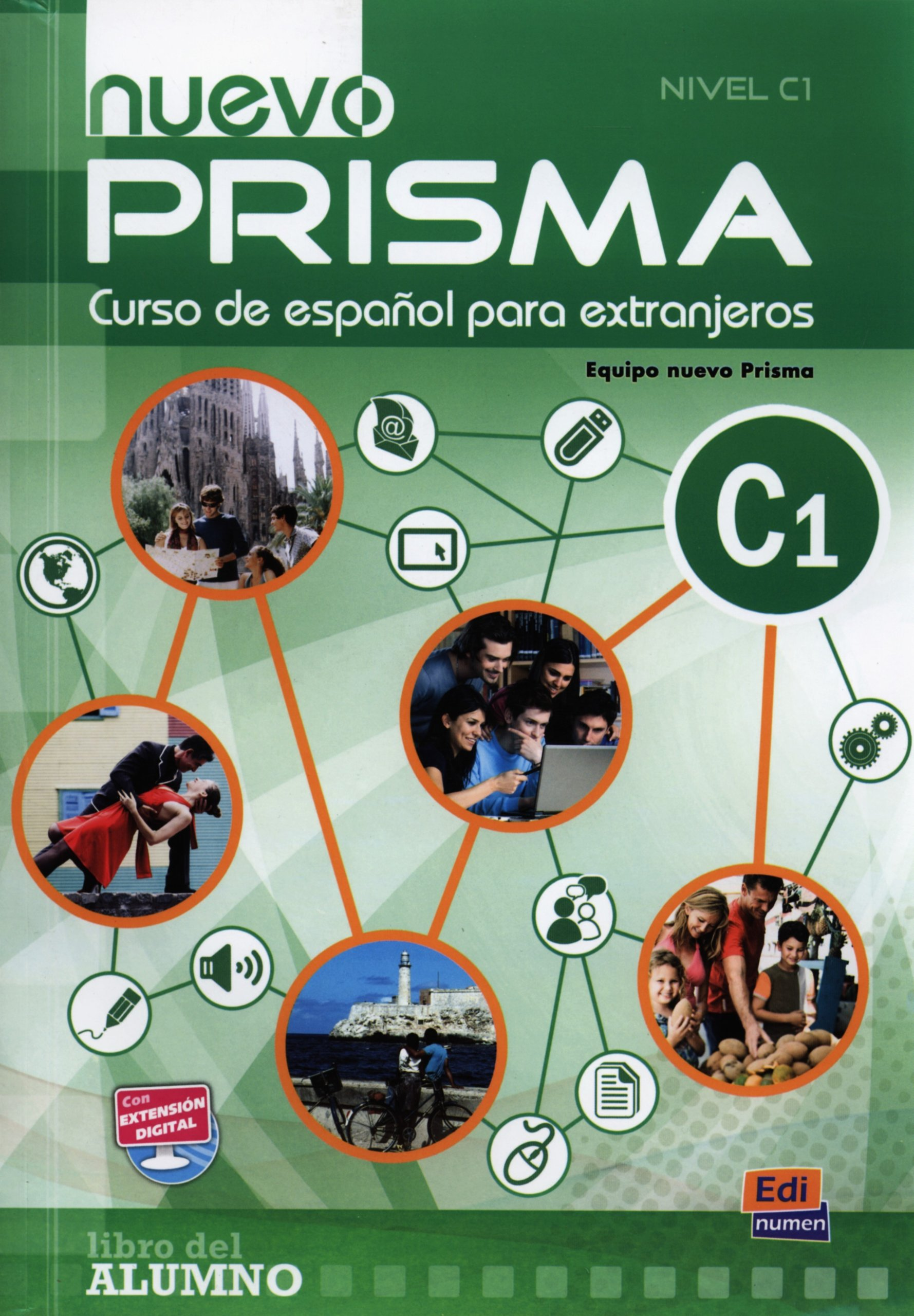 Buy nuevo prisma c1 student book book online at low prices in buy nuevo prisma c1 student book book online at low prices in india nuevo prisma c1 student book reviews ratings amazon fandeluxe