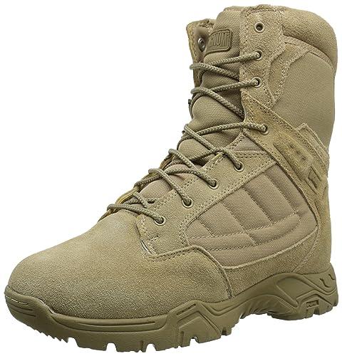 693777729c1 Magnum Men's Response II 8 Inch Wide Tactical Boot