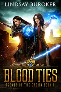 Blood Ties (Agents of the Crown Book 2)