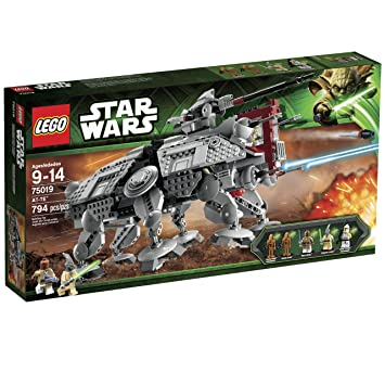 Amazon.com: LEGO Star Wars AT-TE (Discontinued by manufacturer ...