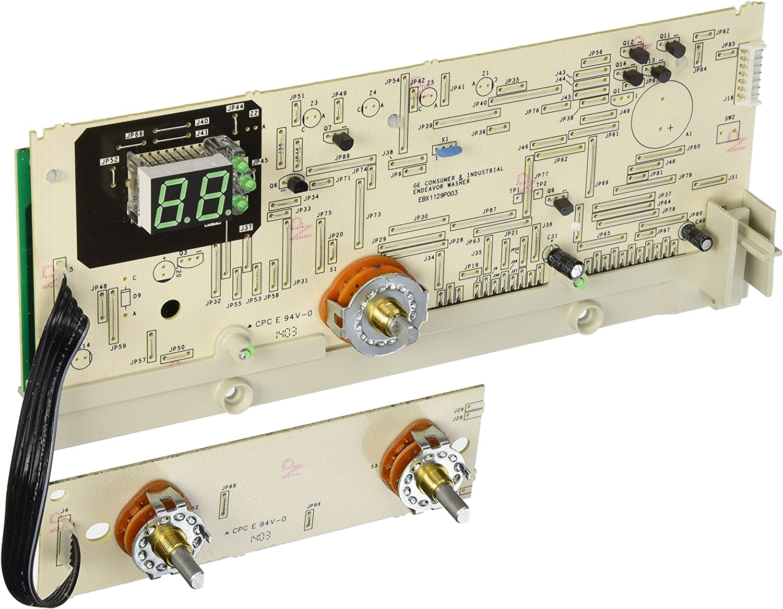 General Electric WH12X10405 Main Control Board
