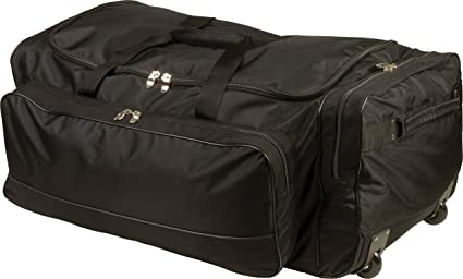 b44dfe17fc Image Unavailable. Image not available for. Color  Champion Sports Wheeled  Equipment Bag  Large ...
