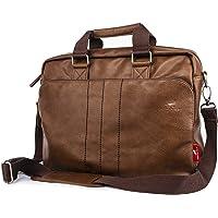 TopWolf New York PU Leather 15.6