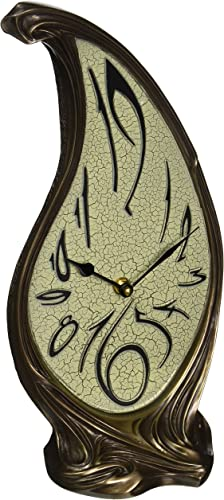 Design Toscano WU08388 Teardrop Melting Clock