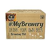 #Cervezanía MyBrewery. Home Brewing Kit