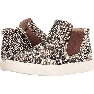 Matisse Women's Harlan Fashion Sneaker, Natural Snake, 8 M US