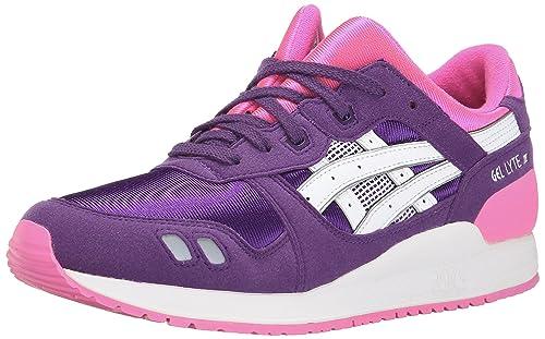lowest price d1d7c f8063 ASICS Gel Lyte III GS Running Shoe (Big Kid): Asics: Amazon ...