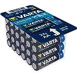 Varta De Pilas Alcalinas, Aa, Aa, Lr06, 1.5V De Alta Energía, Menor De La Caja (24-Pack)