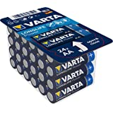 Varta Longlife Power Batterie AA Mignon Alkaline Batterien LR6-24er Pack (Design/Produktname kann abweichen)