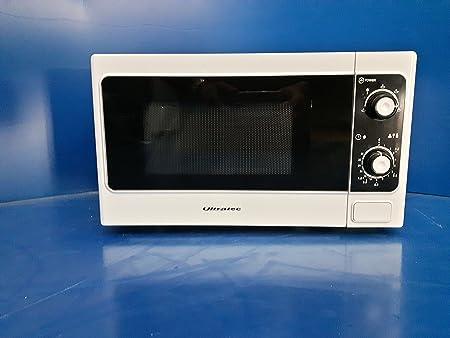 Ultratec Horno a microondas mw109 700 W/volumen de 20 L ...