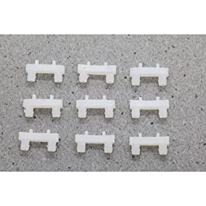 IDS 9 Pcs Rubber Replacement Spare Parts for Magic Bullet 200W Only