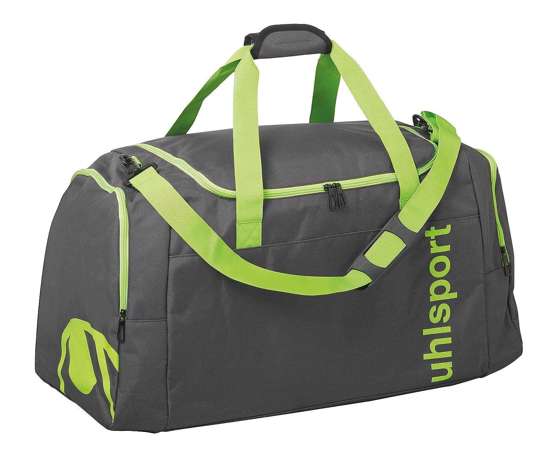 Uhlsport Essential 2.0 Sports Bag 75L - anthra/fluo grün - Taschen-Unisex 45 cm 75 liters 100425304