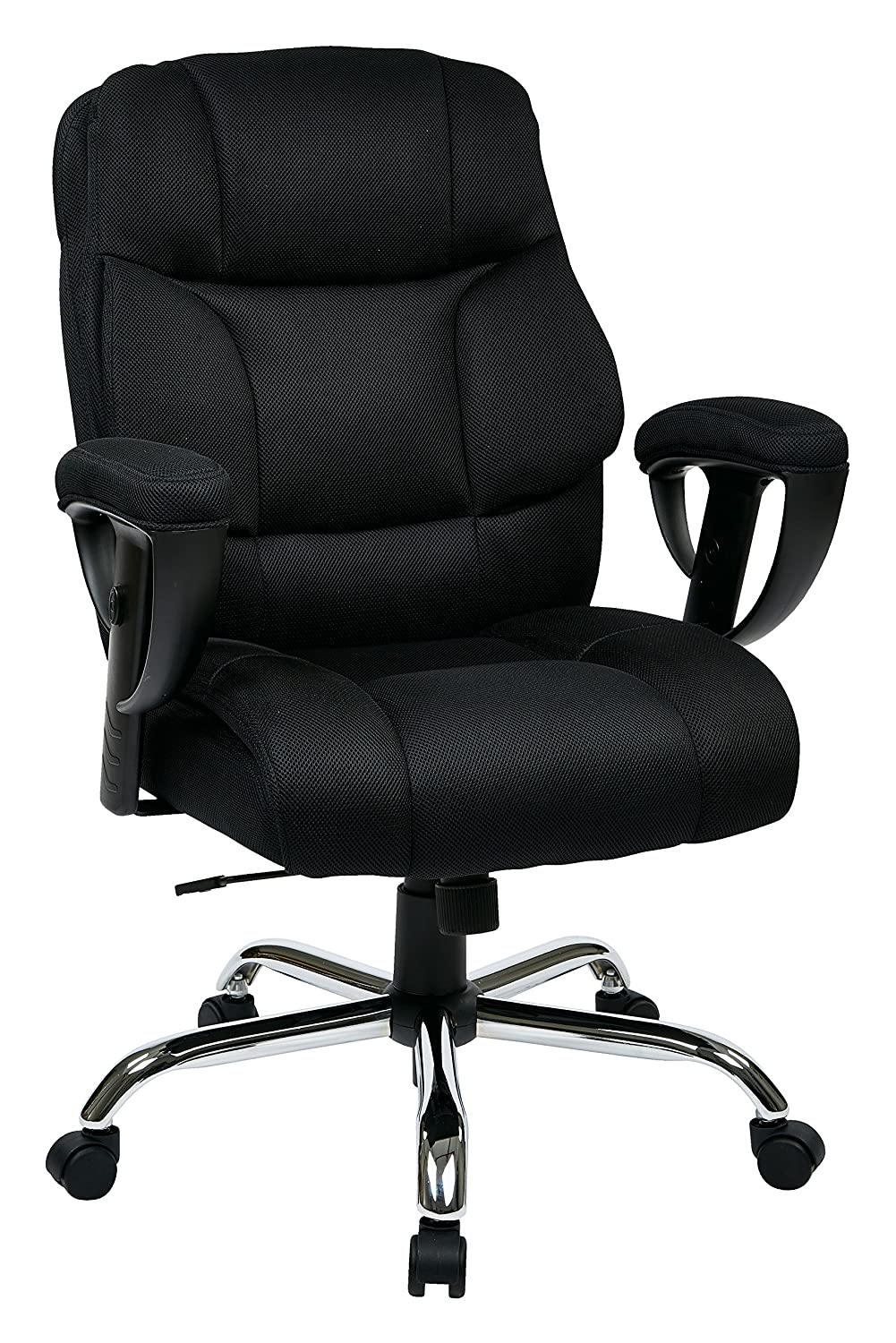 Office Star Executive Big Man's Chair - Office Chair 350lb Weight Capacity