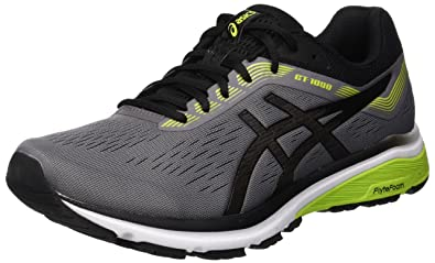 Amazon.com | Asics GT 1000 7 Mens Running Shoes - Grey-8.5 | Shoes