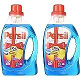 Persil Color-Gel Liquid Laundry Detergent 1.241 l (2-Pack)