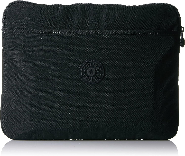 """Kipling Women's 13"""" Black Laptop Sleeve, One Size"""