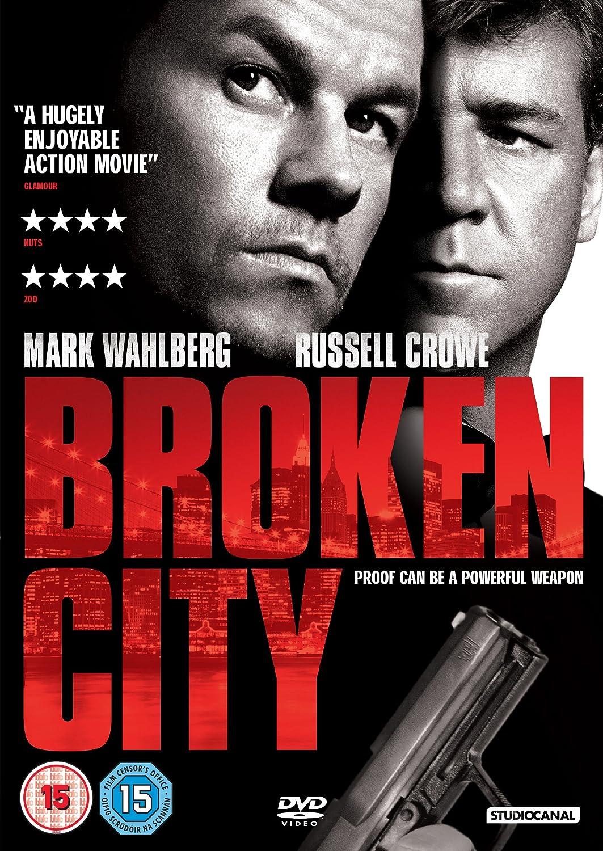 Amazon Com Broken City Dvd 2013 Movies Tv