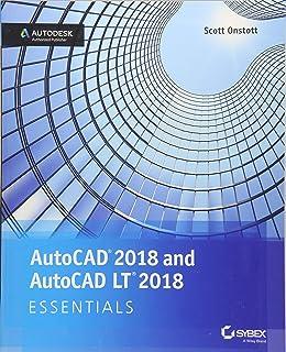Amazon com: Mastering AutoCAD 2018 and AutoCAD LT 2018