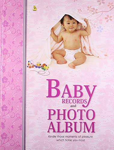 Baby Record & Photo Album (Hard Bound) (PAR)