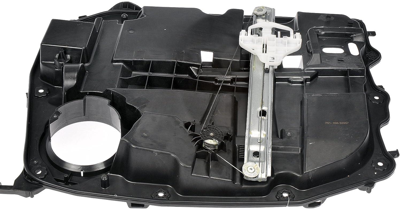 Dorman 751-096 Dodge Nitro Front Driver Side Power Window Regulator with Motor Dorman - OE Solutions
