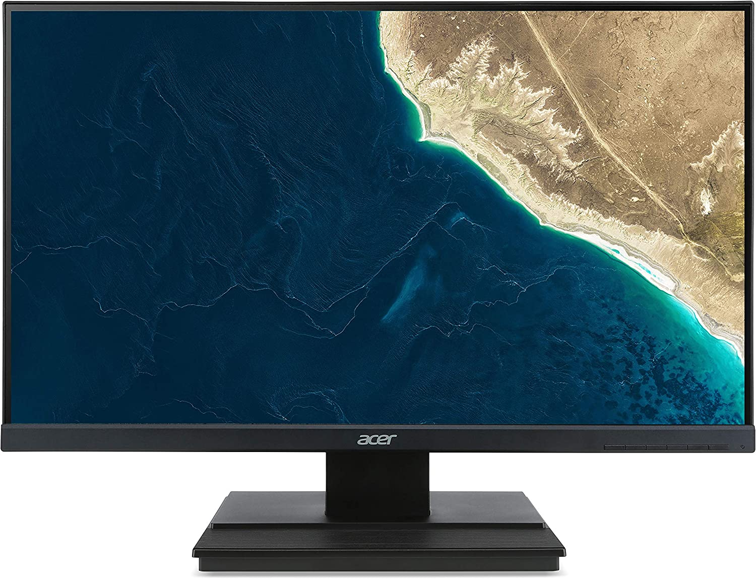 Acer V276 Hlcbid Monitor 27 Retroilluminazione Led Tft 24 2 X 64 X 46 3 Cm Nero Amazon It Informatica