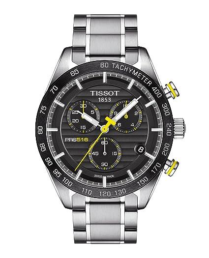 21b5879cfb86  Tissot  Reloj Tissot PRS516 Cuarzo cronógrafo t1004171105100 Hombre   Regular Importados   Amazon.es  Relojes