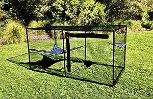 The Cat Cabana Cat Enclosure